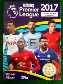 Topps Premier League 2017