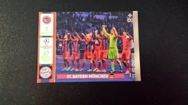 Round of 16 FC Bayern Munchen