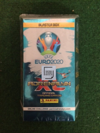 Panini Adrenalyn XL EURO 2020 Blaster Box