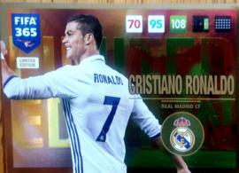 Limited Edition CRISTIANO RONALDO
