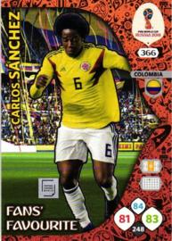 366 Carlos Sanchez