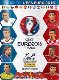 Panini Road to EURO 2016