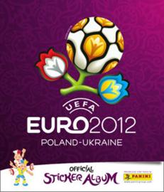 Panini EURO 2012 001 - 050