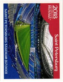 15 Stadium Saint Pertersburg