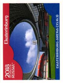 8 Stadium Ekaterinburg