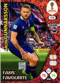 378 Aron Gunnarsson