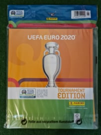 Panini EURO 2020 ORANGE The Tournament  Hardcover Album