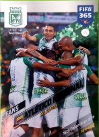 51 Atletico Nacional