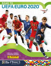 Panini Road to EURO 2020 001 - 050