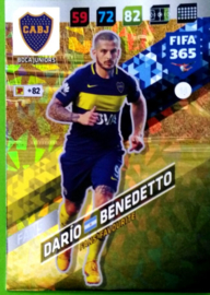 14 Dario Benedetto