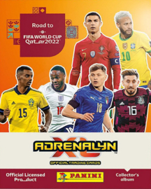 Panini Adrenalyn XL Road to World Cup 2022 (001-050)