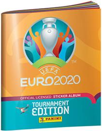 Panini EURO 2020 Tournament Orange (001-050)