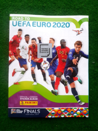 Panini Road to EURO 2020 Album