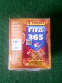 Panini FIFA 365 2020 STICKERS BOX