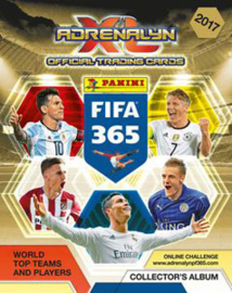 Panini Adrenalyn XL FIFA 365  2017 Cards
