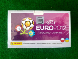 Panini EURO 2012 Internationale versie 2 box