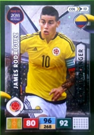 COL James Rodriguez