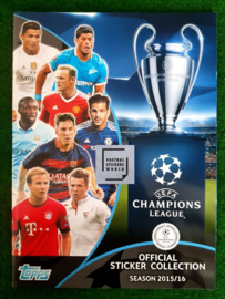Topps Champions League 2015/2016 Album