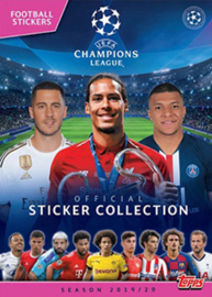 Topps Champions League 2019/2020 001 - 050