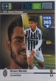 Game Changer Alvaro Morata
