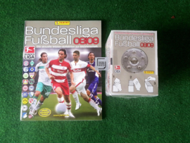 Panini Bundesliga 2008/2009 box met album
