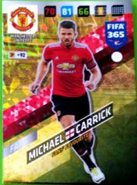 65 Michael Carrick