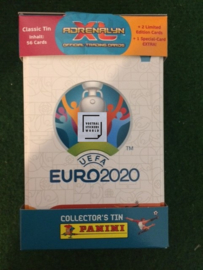 Panini Adrenalyn XL EURO 2020 Classic Tin