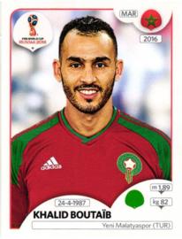 156 MAR Khalid Boutaib