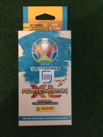 Panini Adrenalyn XL EURO 2020 Blister