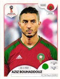 158 MAR Aziz Bouhaddouz