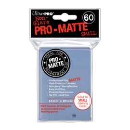 Ultra Pro Pro-Matte Clear Small