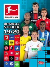 Topps Bundesliga 19/20 001 - 050