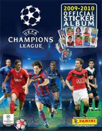 Panini Champions League 2009/2010