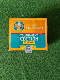 Panini EURO 2020  ORANGE The Tournament BOX