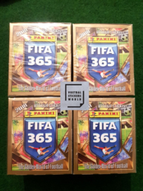 Panini FIFA 365 2018 4 Sealed boxen
