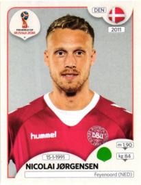 257 DEN Nicolai Jorgensen