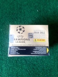 Panini Champions league 2010/2011 box