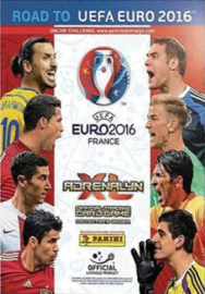 Panini Adrenalyn XL Road to EURO France 2016