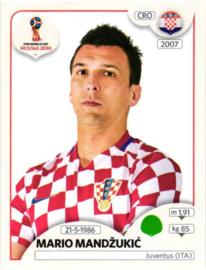318 CRO Mario Mandzukic