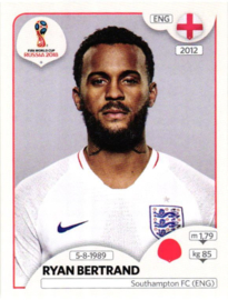 567 ENG Ryan Bertrand