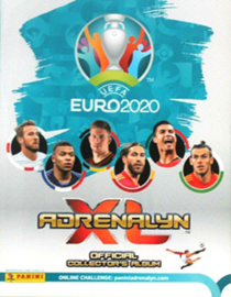 Panini Adrenalyn XL  EURO 2020 RARE 001 - 009