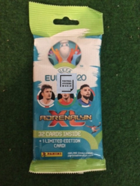 Panini Adrenalyn XL EURO 2020 FAT PACK