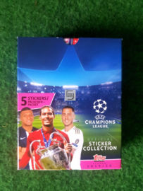 Topps Champions League 19/20 STICKERS Display