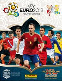 Panini Adrenalyn XL EURO 2012