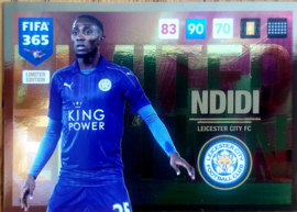 Limited Edition NDIDI