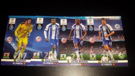 Panini Adrenalyn XL CL 14/15 Update Edition FC Porto complete set