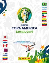 Panini Copa America 2019 251 - 300