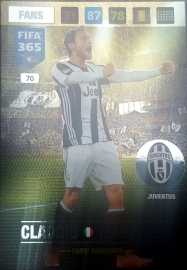 70 Fans Favourite MARCHISIO