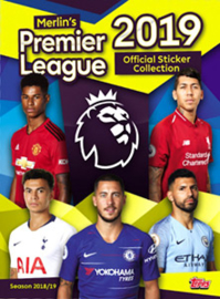 Topps Premier League 2019