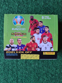 Panini Adrenalyn XL EURO 2020 The Kick off  Booster Box  NED